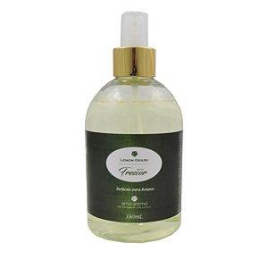 Perfume para Roupas - Amo Frescor - Lemon Grass - 380 ml