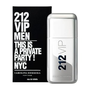 212 Vip Men By Carolina Herrera Eau De Toilette Masculino