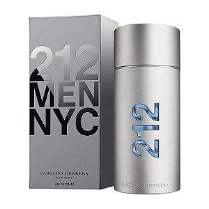 212 Men De Carolina Herrera Eau De Toilette Masculino