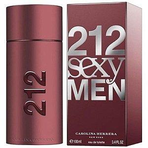 212 Sexy Men De Carolina Herrera Eau De Toilette Masculino