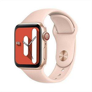 Relógio Smartwatch Iwo U78 Plus - Rosa