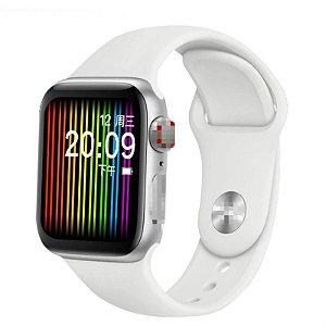Relógio Smartwatch Iwo U78 Plus - Branco