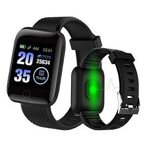 Relógio Smartwatch D13 - Preto