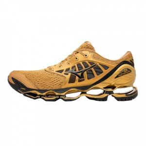 Tênis Mizuno Wave Prophecy 9 - Golden Rum