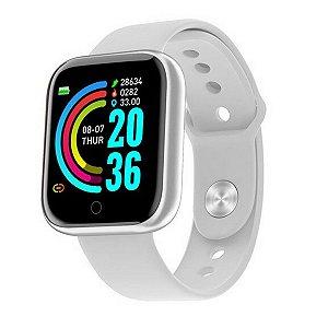 Relógio Smartwatch D20  - Branco
