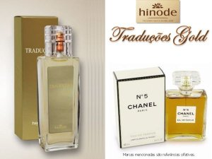 Perfumes Importados Traduções Feminino - Hinode