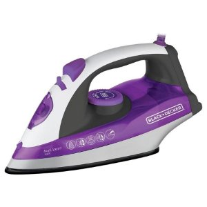 Ferro a Vapor Black & Decker X6000 Ceramic Plus 220V