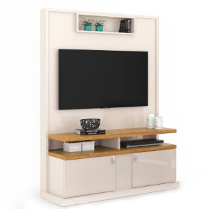 Estante Home Lukaliam Alabama 2 portas TV 55""