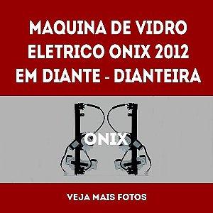 Maquina De Vidro Eletrico Onix Dianteira Direita  2012 Em Diante