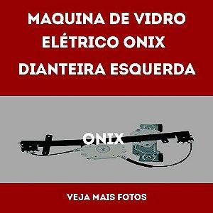 Maquina De Vidro Elétrico Onix Dianteira Esquerda 2012 em Diante