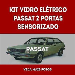 Kit Vidro Eletrico Passat Sensorizado