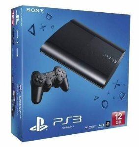 PLAYSTATION 3 12GB  NOVO
