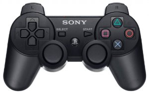 CONTROLE  PLAYSTATION 3  ORIGINAL SEMI-NOVO