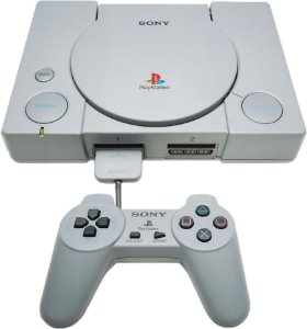 PLAYSTATION 1 SEMI-NOVO