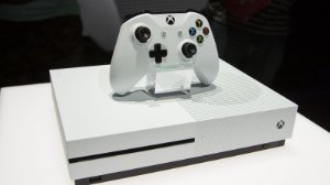 Xbox One S 500gb Slim 4k Branco