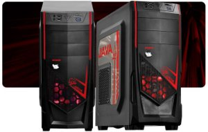 Computador Gamer Java Red I3-8GB-COD-1900