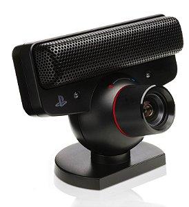 Câmera de Sensor - PS3