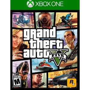 GTA 5 X BOX ONE