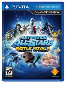 PSVITA PLAYSTATION ALL STARS