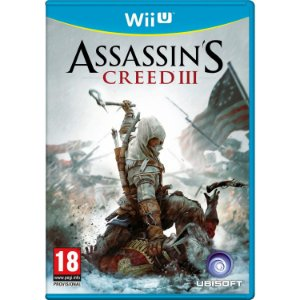 JOGO WIIU ASSASSINS CREED 3