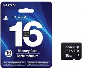Sony Cartão de memória 16GB PSVita