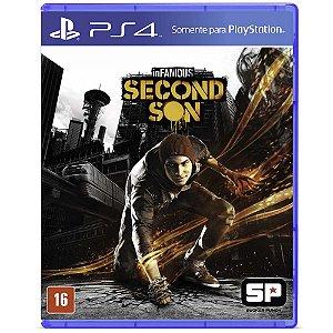 PLAYSTATION 4 JOGO SECOND SON