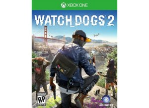 XBOX ONE JOGO WATCH DOGS 2