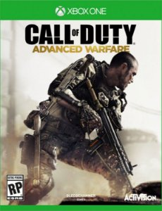 XBOX ONE JOGO CALL OF DUTY ADVANCED WARFARE