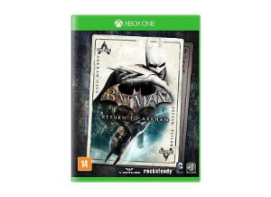 XBOX ONE JOGO BATMAN RETURN TO ARKHAM