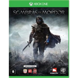 XBOX ONE JOGO SOMBRAS DE MODOR
