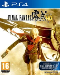 PLAYSTATION 4 JOGO FINAL FANTASY TYPE