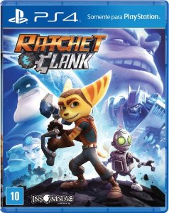 PLAYSTATION 4 JOGO Ratchet clank