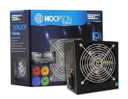 FONTE ATX 550 WATT  HOOPSON FNT-550C