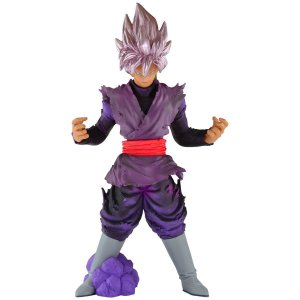 ACTION FIGURE DRAGON BALL SUPER - GOKU BLACK ROSE