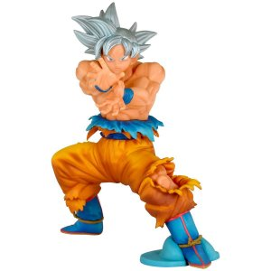 ACTION FIGURE DRAGON BALL SUPER - ULTRA INSTINTO SUPERIOR GOKU