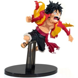 ACTION FIGURE ONE PIECE WORLD FIGURE COLOSSEUM - LUFFY