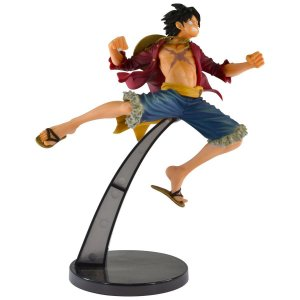 ACTION FIGURE WORLD FIGURE COLOSSEUM - MONKEY D LUFFY SPECIAL