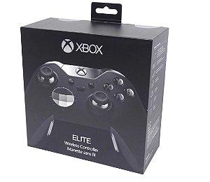 Controle xbox one elite