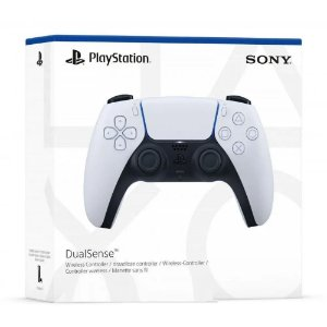 Controle Sony Dualsense para PS5 Wireless - Branco