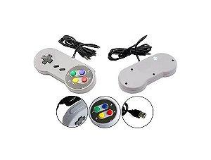 Controle Usb Formato Nintendo ness S