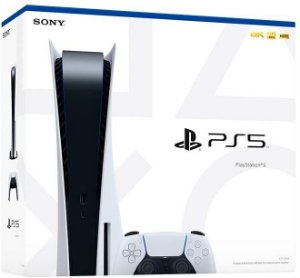 Playstation 5 825GB SSD / 8K / 110V - Branco (CFI-1000A) -A