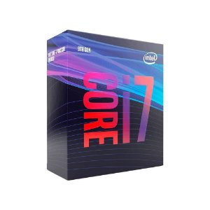 PROCESSADOR CORE i7-9700 COFFEE LAKE 3.0 GHz LGA1151 65W BOX INTEL-B