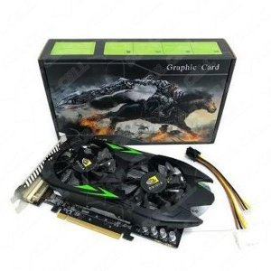 Placa de Video Nvidia Geforce GT-550TI DDR5 1Gb 850MHz -FS
