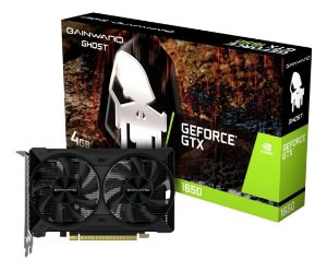 PLACA DE VIDEO PCI-E NVIDIA GTX 1650 4GB GDDR6 128B -FB