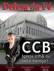 Revista Defesa da Fé - CCB - Igreja irmã ou seita herege?