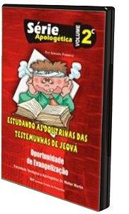 DVD Série Apologética Volume 2c