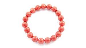 Pulseira Pedra Shell Red - 358
