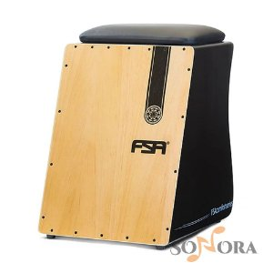 Cajon Black FCA4501 FSA Comfort Series