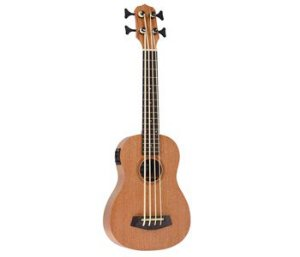 Ukulele Bass Eletroacústico Strinberg UK Bass MGS