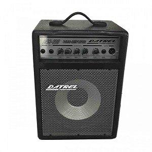 """Cubo Amplificador para Contrabaixo Datrel 8"""" 60W - BAS60"""